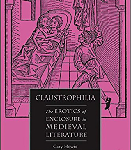Claustrophilia book cover