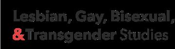 LGBT Studies