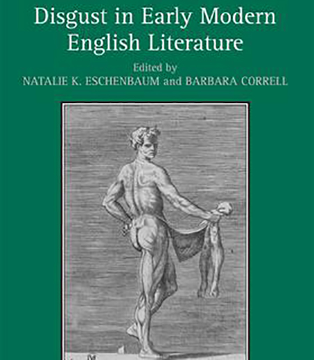 Disgust in Early Modern English Literature cover