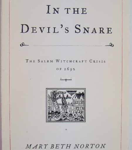 In the Devil's Snare book cover