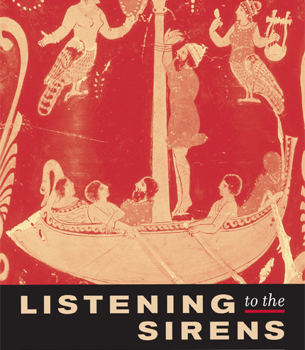 cover of Judith Peraino's book Listening to the Sirens